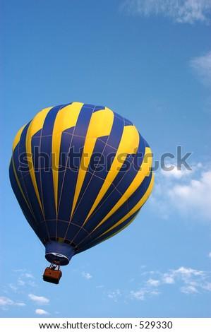 Balloon No13 - stock photo