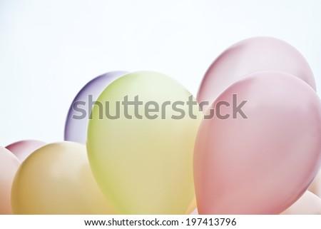 balloons - stock photo
