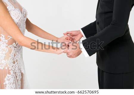 Holding Hands Sensual
