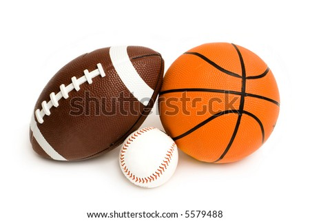 Balls - stock photo