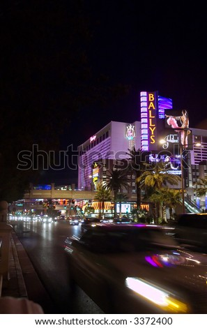 Ballys Hotel Casino - stock photo