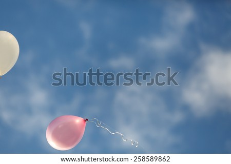 baloons - stock photo