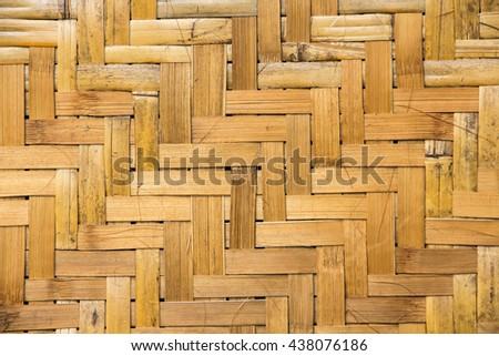 bamboo knitting background