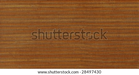 Bamboo texture - Background / Beige color - stock photo