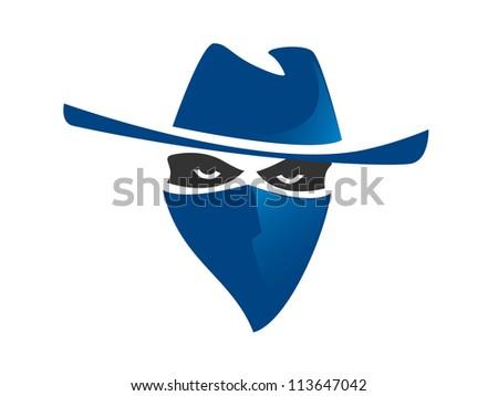 Bandit - stock photo