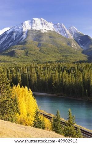 Banff - stock photo