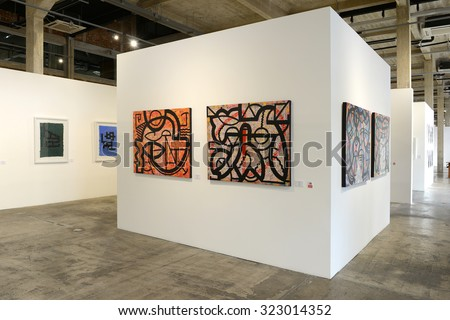 Bangkok November 28 Thai Contemporary Art Stock Photo 266056139 - Shutterstock