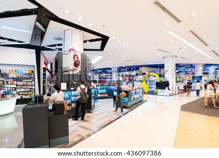 Electronics Store Stock Images, Royalty-Free Images & Vectors ...