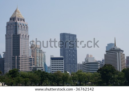 Bangkok, Thailand - stock photo
