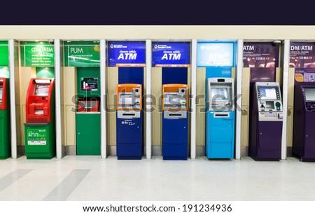 bangkok thailand   may 04 2014 thailand  mercial bank