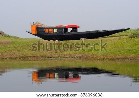 Bangladesh Landscape view - stock photo