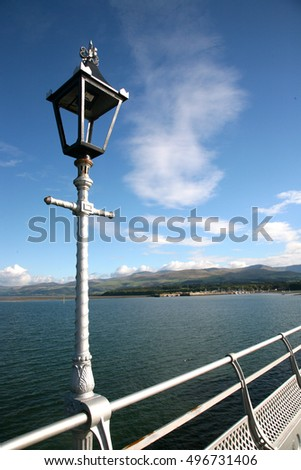 Bangor Pier, North Wales, United Kingdom