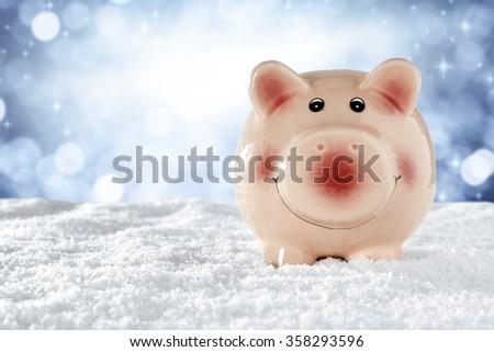 bank  - stock photo
