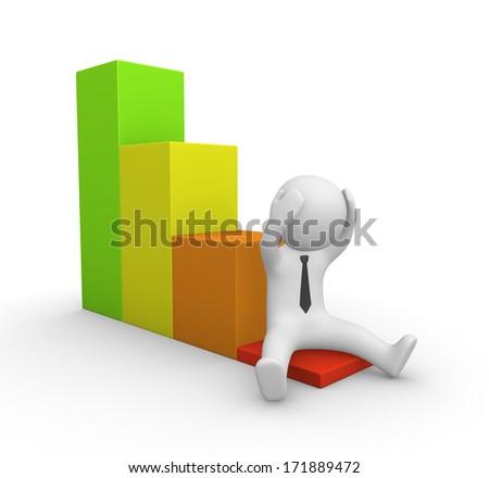 Bankrupt - stock photo