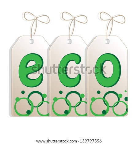 banner on the theme of ecology .raster copy of vector file