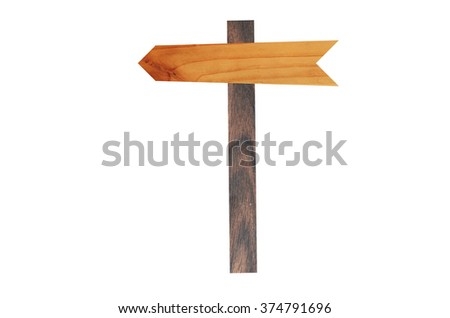 banner wood texture. - stock photo