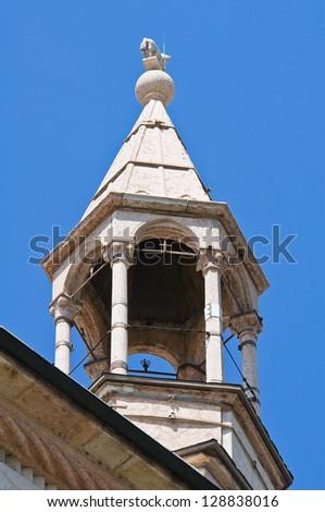 Baptistery of Parma. Emilia-Romagna. Italy. - stock photo