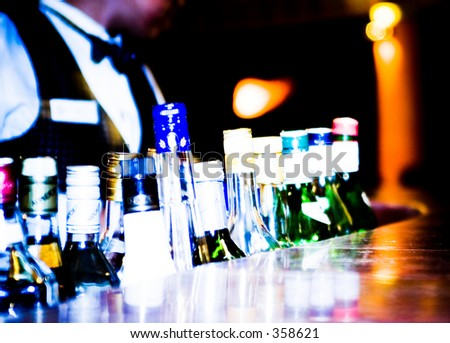 Bar - stock photo