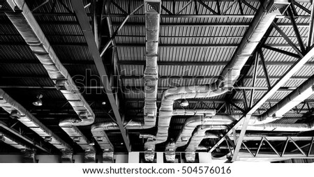 Hvac Duct Stock Images Royalty Free Images Amp Vectors
