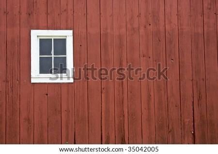 Barn wood texture - stock photo