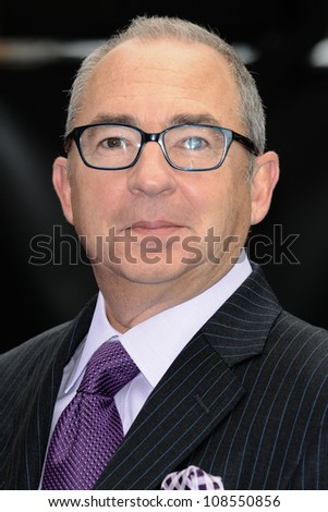 "Barry Sonnenfeld arriving for the ""Men in Black 3"" premiere at the Odeon Leicester Square, London. 16/05/2012 Picture by: Steve Vas / Featureflash"