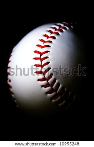 baseball 2 - stock photo
