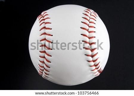 Baseball ball - stock photo