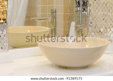 Basin - stock photo