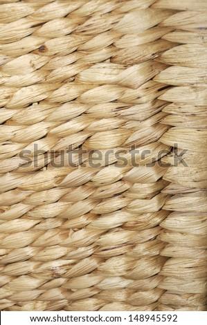basket texture - stock photo