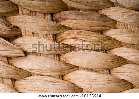 Basket weave Texture Background