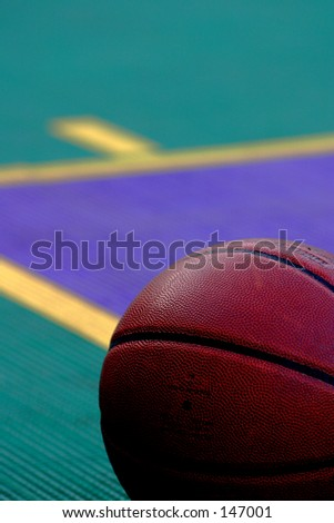 Basketball at the Line