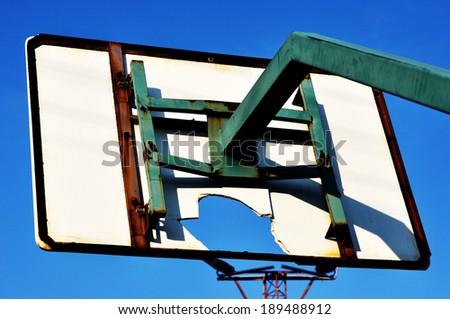 basketball equipment - stock photo