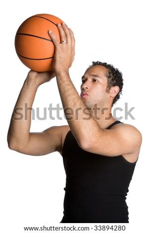 Basketball Player - stock photo