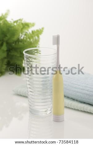 bath - stock photo