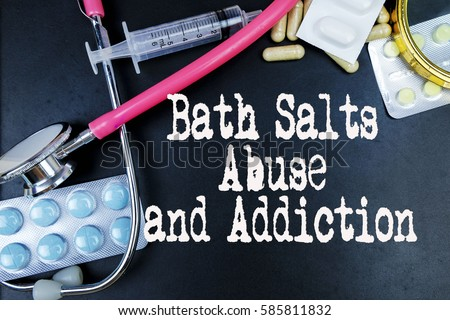 Bath Salts Drug Stock Images, Royalty-Free Images ...