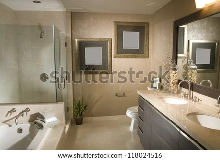 Bathroom Interior Architecture Stock Images Photos Of Living Room Dining