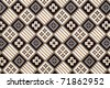 Batik background - stock photo