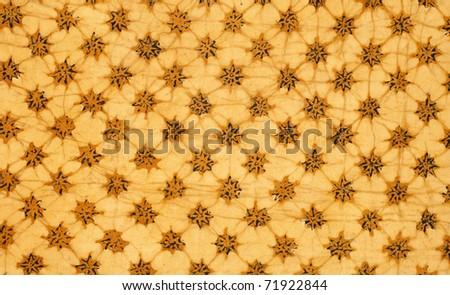 Batik design - stock photo