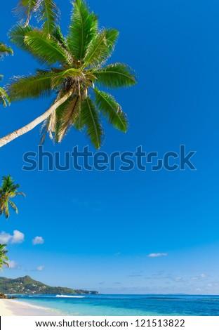 Bay Sea Summertime - stock photo