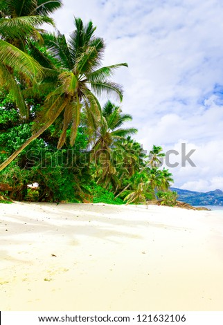Bay Shore Summertime - stock photo