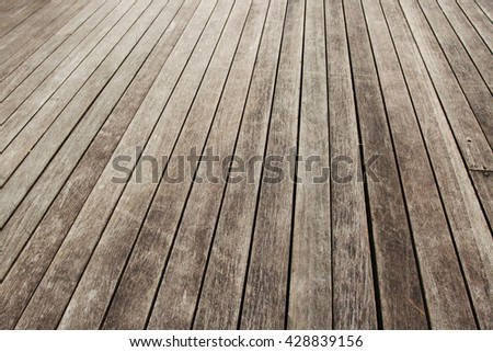 Beach desk as background - stock photo