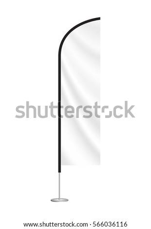 Teardrop banner stock images royalty free images for Teardrop banner template