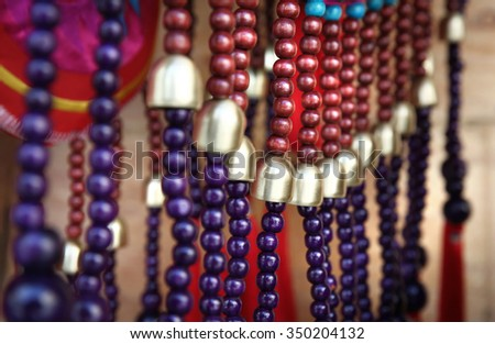 Beads of China arts and crafts