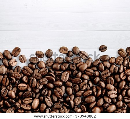 Bean. - stock photo