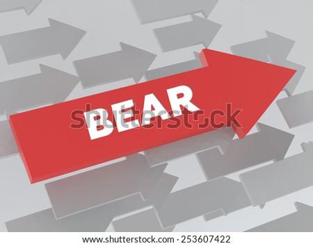 BEAR - stock photo