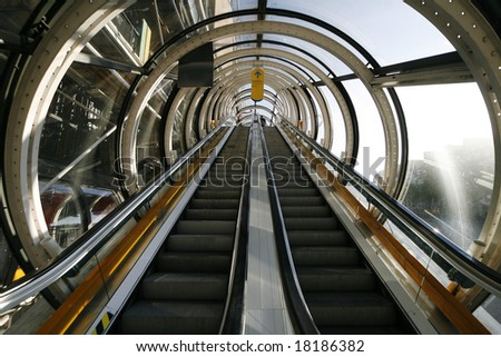 beaubourg pompidou Paris - stock photo