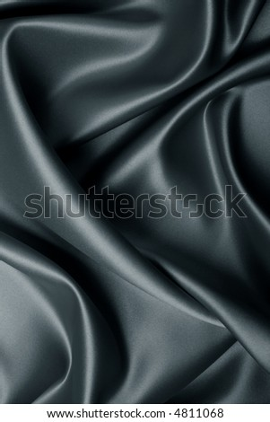 Beautiful and smooth satin background - stock photo