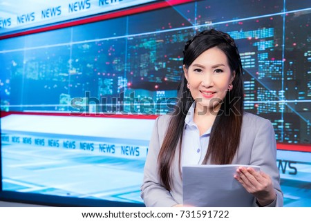 Newscasters