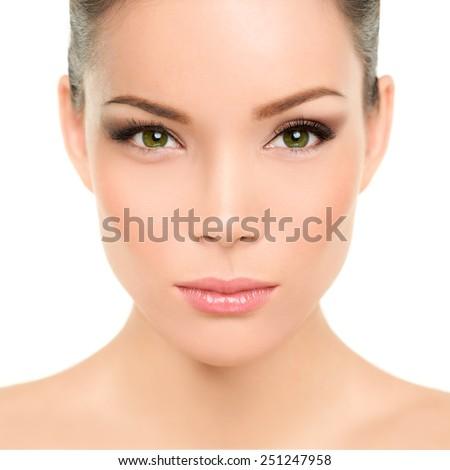 Flex away facial