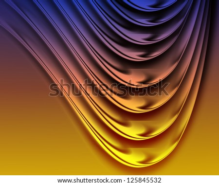 Beautiful background abstract design - stock photo